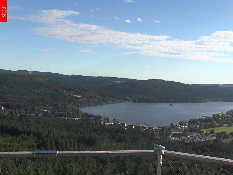 Webcam Skigebiet Lipno cam 2 - Böhmer Wald