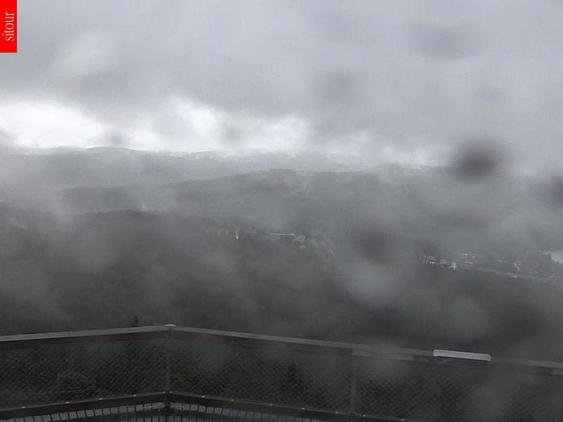 Webcam Skigebiet Lipno Böhmer Wald