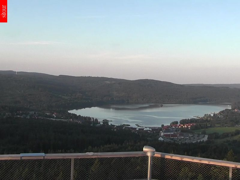 Webcam Ski Resort Lipno cam 2 - Bohemian Forest