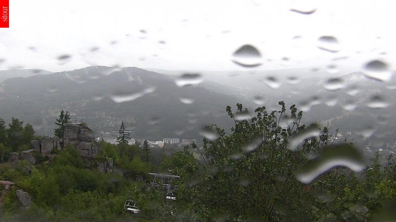 Webkamera Albrechtice v Jizerských horách - Tanvaldský Špičák
