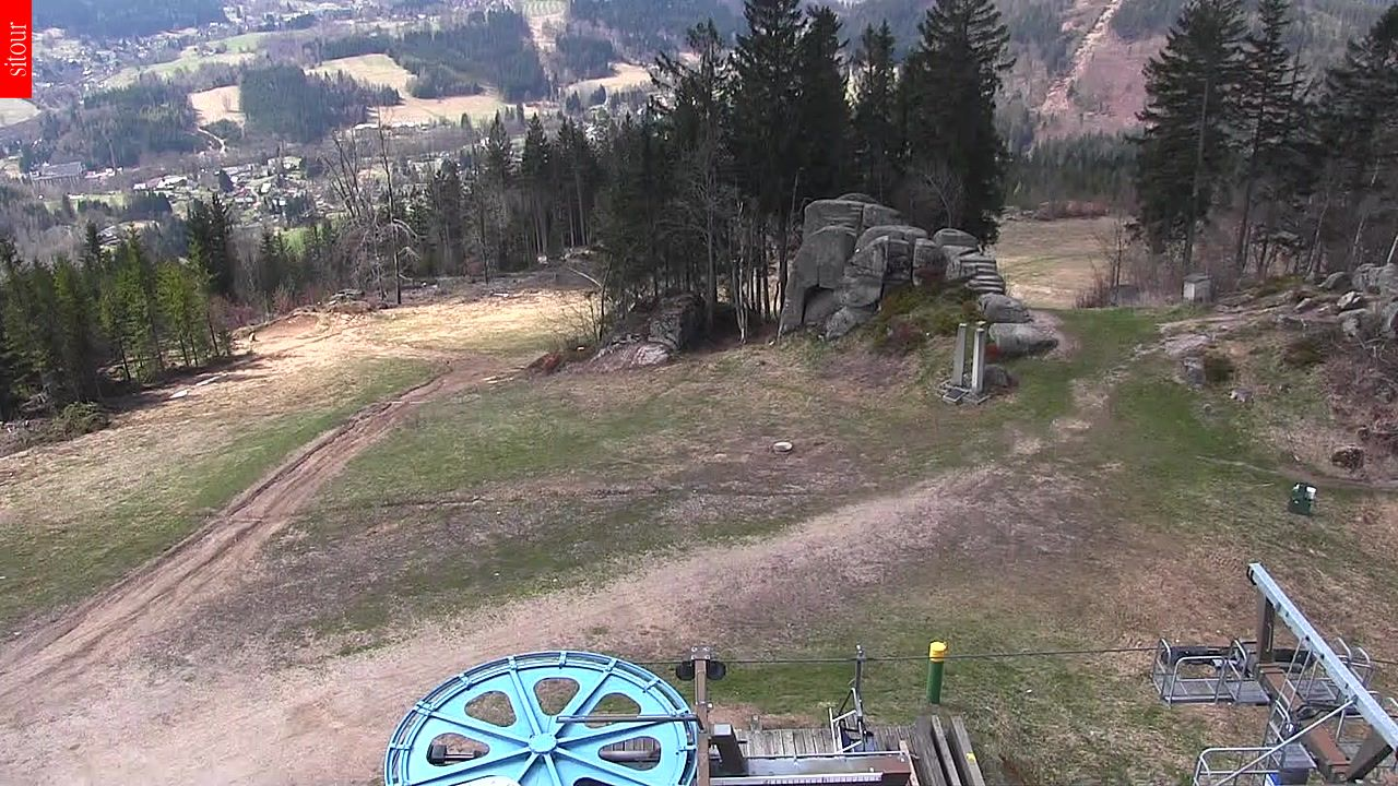 Webcam Ski Resort Spicak cam 4 - Jizera Mountains