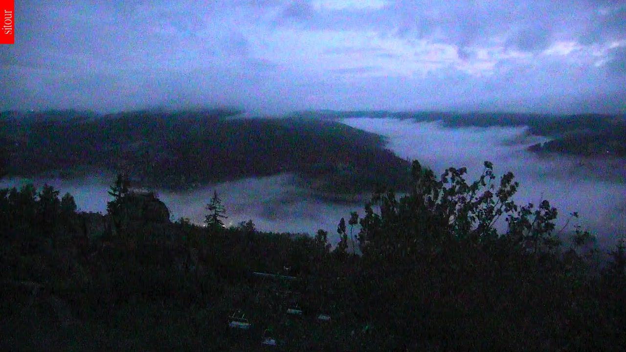 Webcam Skigebied Spicak cam 4 - IJzergebergte