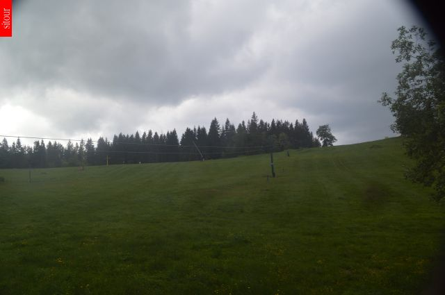 webkamera - Jizerské hory - Tanvaldský Špičák