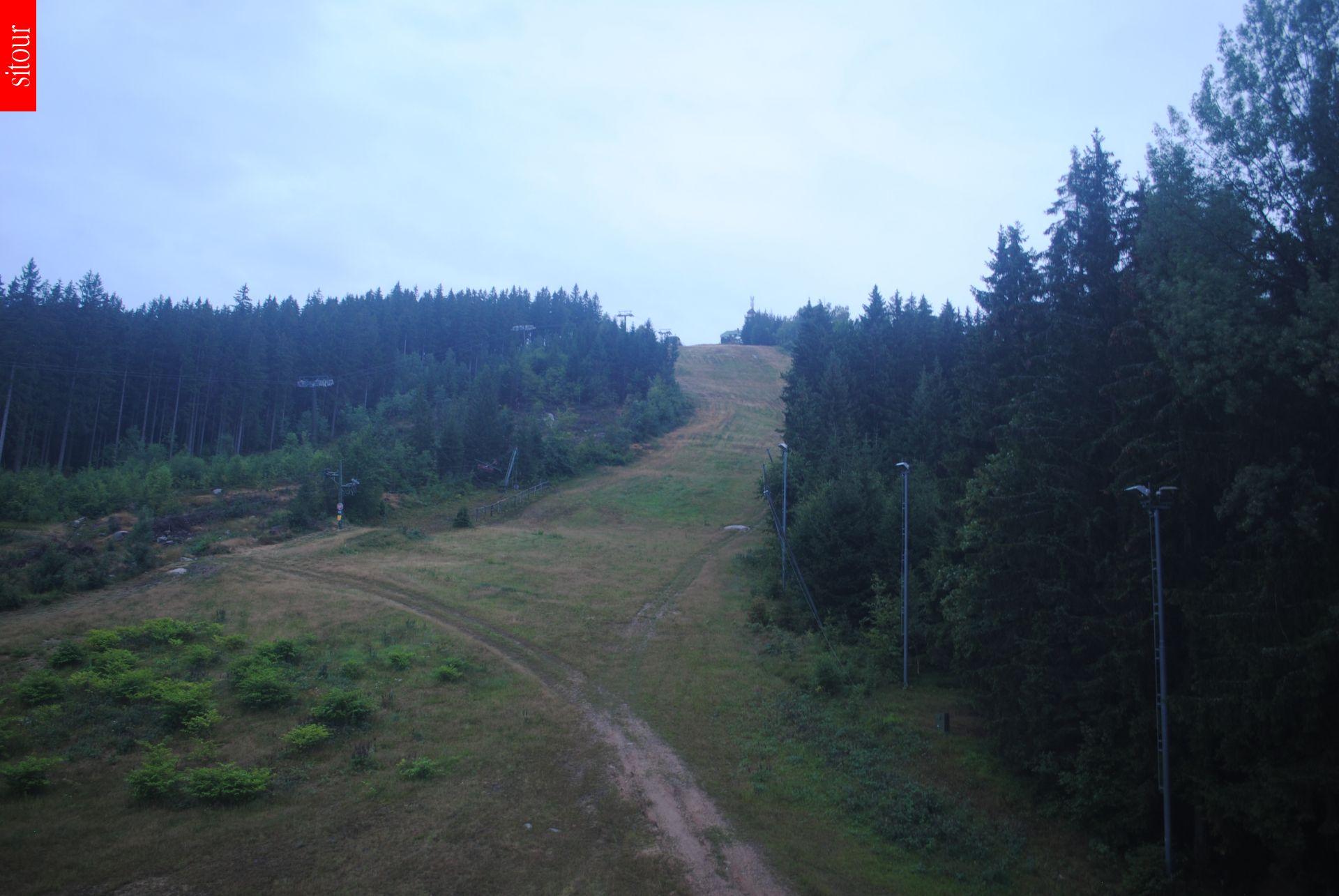 Webkamera Slalomák - Tanvaldský Špičák