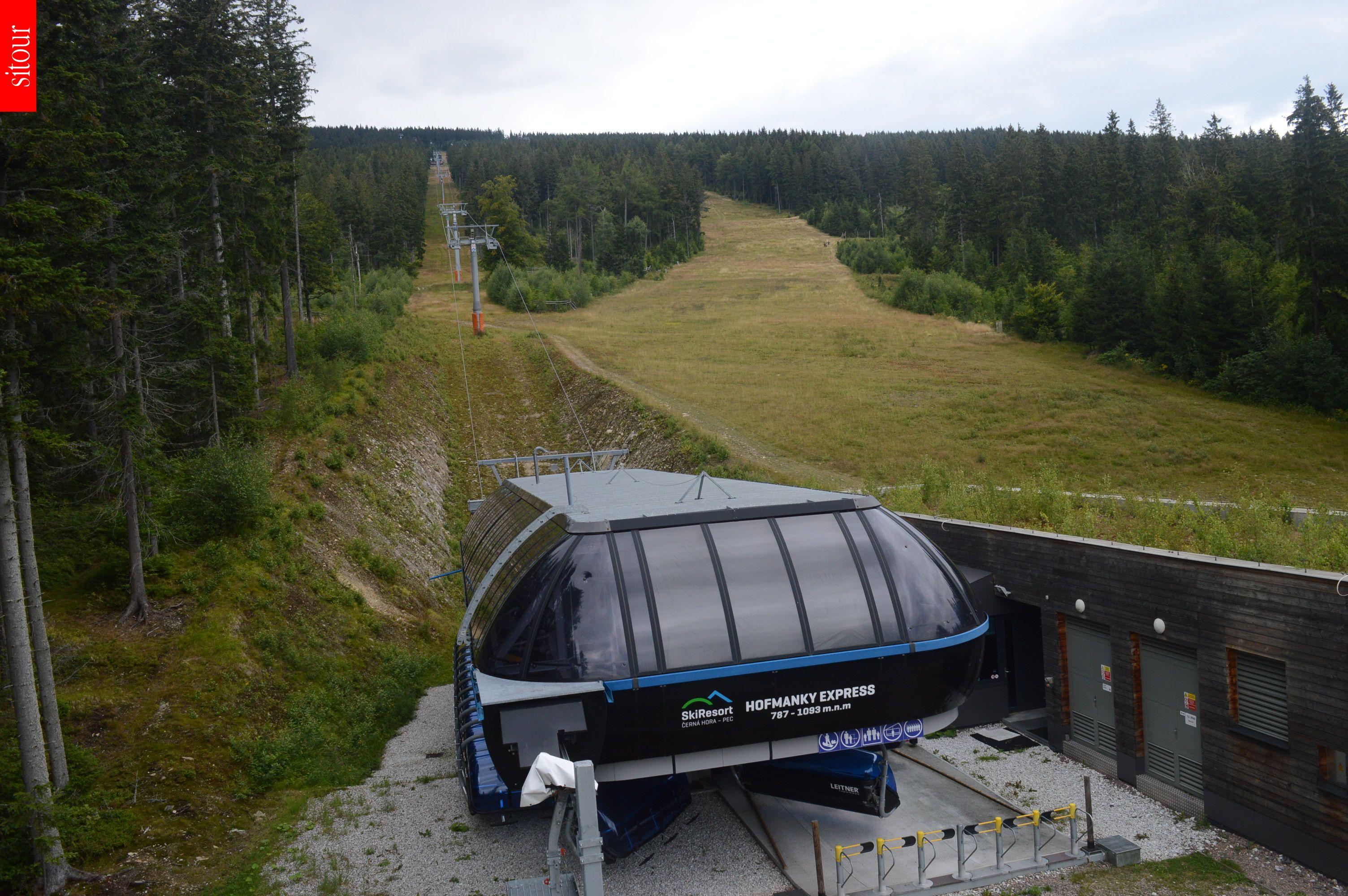 SkiResort Cerna hora - Pec Černá hora Hofmanky