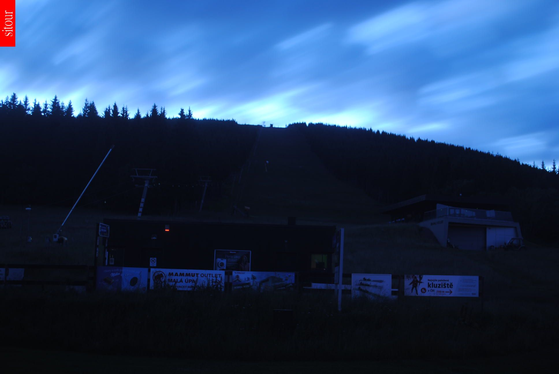 Webcam Skigebiet Mala Upa Riesengebirge