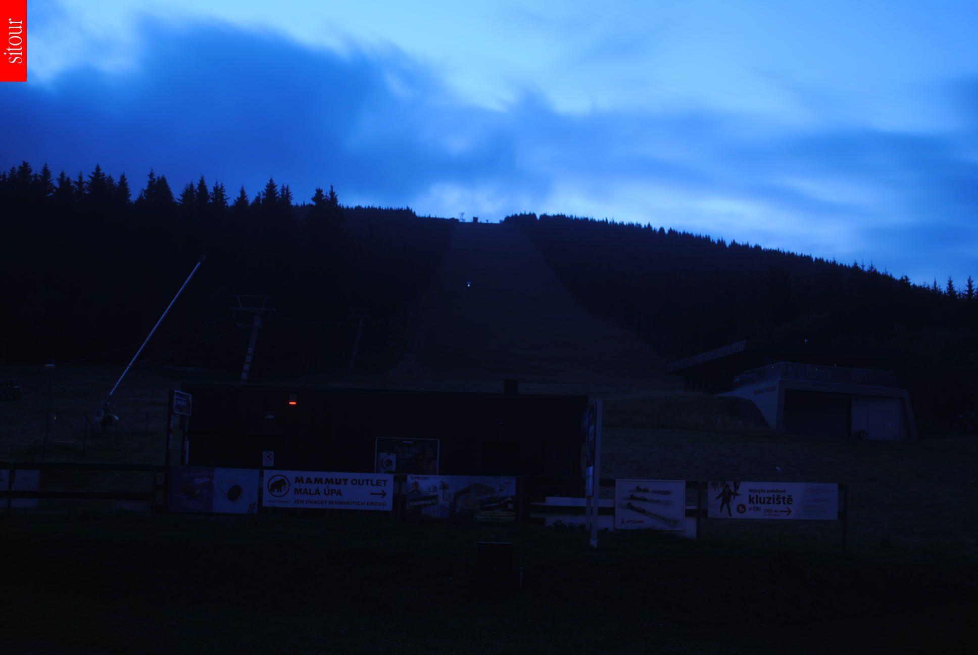 Webcam Ski Resort Mala Upa Giant Mountains