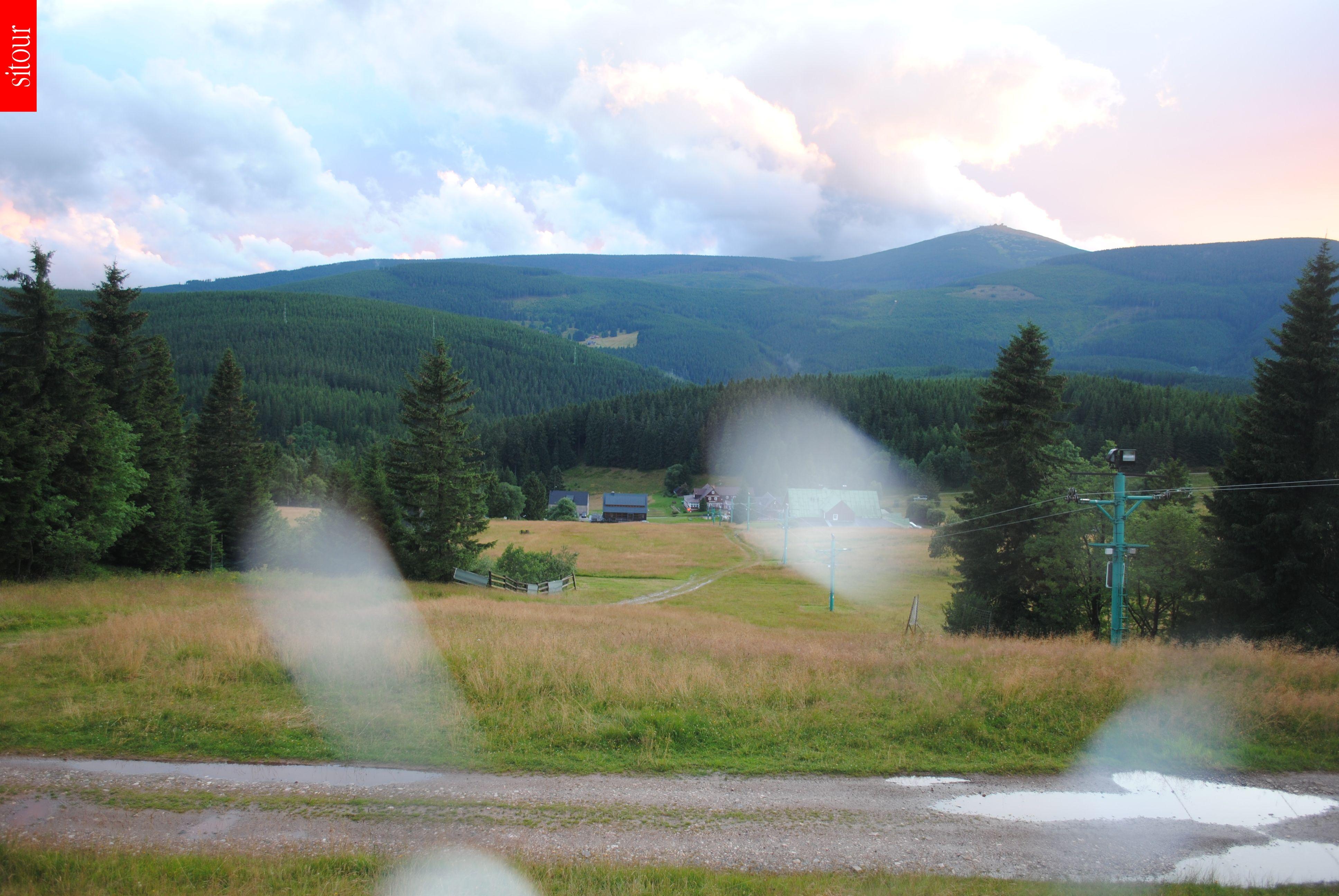 Webcam Ski Resort Mala Upa cam 4 - Giant Mountains
