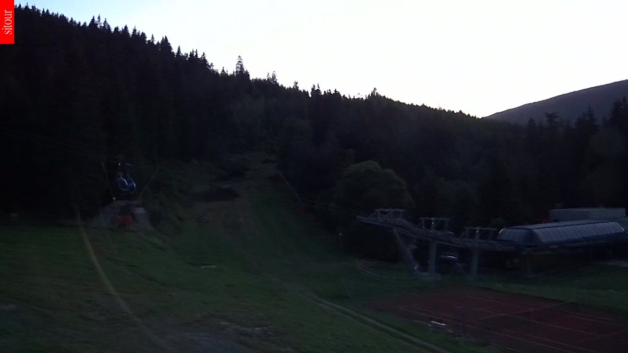 Webcam Špindlerův Mlýn
