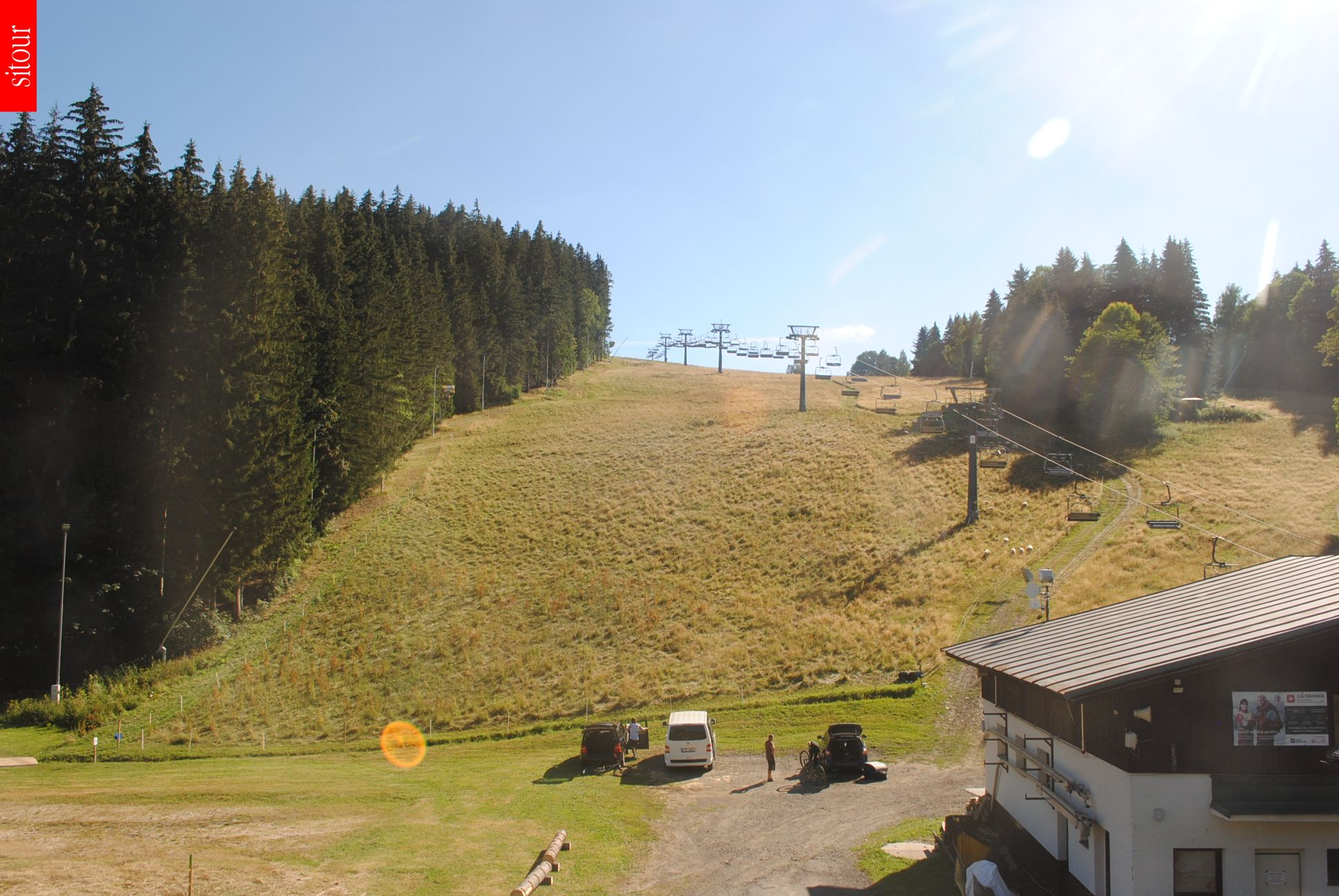 Webcams Skigebied Vitkovice