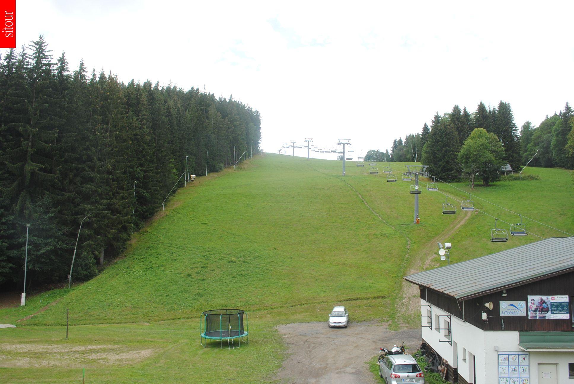 Webcam Skigebiet Vitkovice Aldrov - Riesengebirge