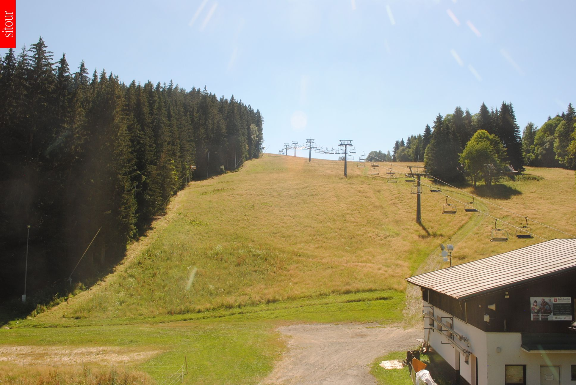 Webcam Skigebiet Vitkovice Riesengebirge
