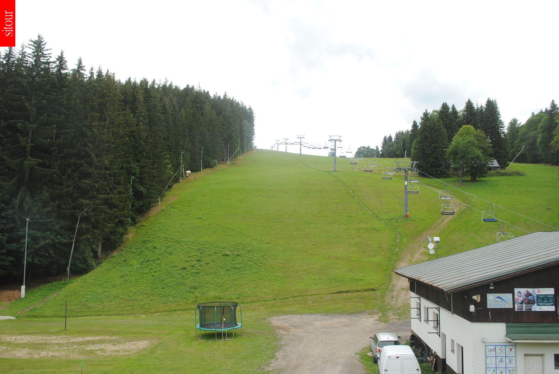 Webcam Ski Resort Vitkovice Aldrov - Giant Mountains