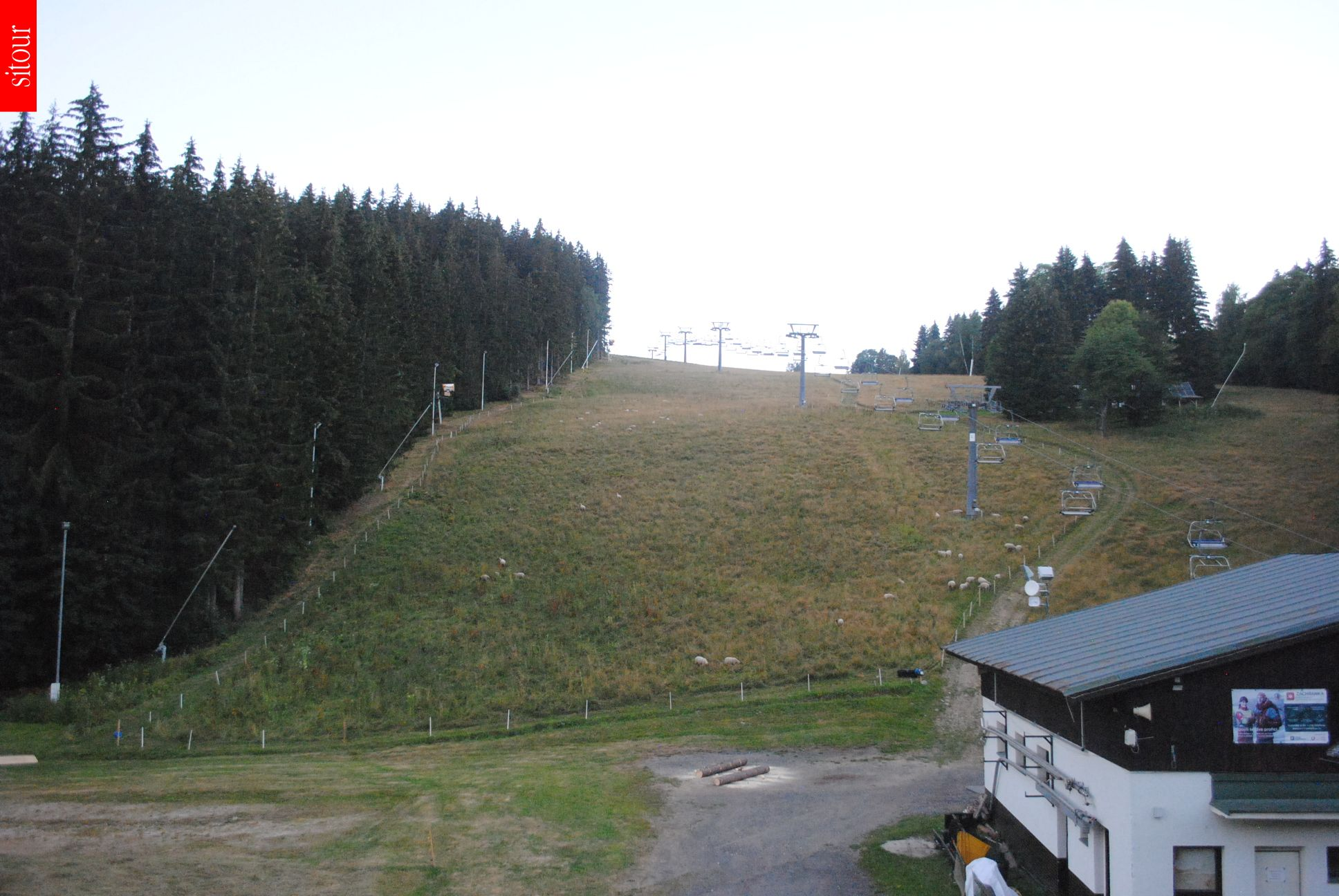 Webcam Skigebiet Vitkovice Aldrov - Riesengebirge