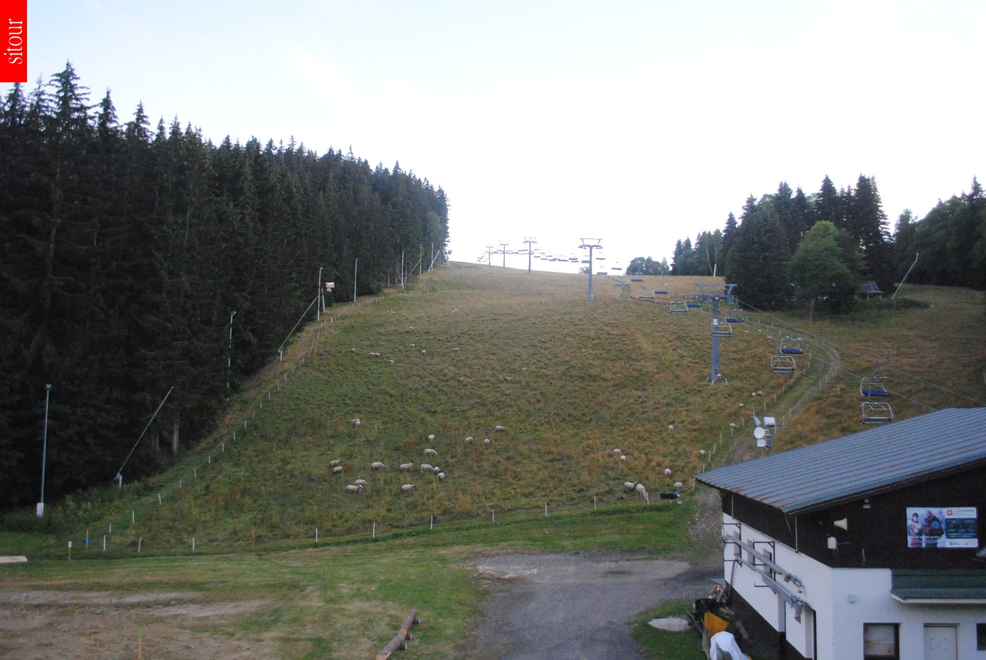 Webcam Skigebied Vitkovice Aldrov - Reuzengebergte