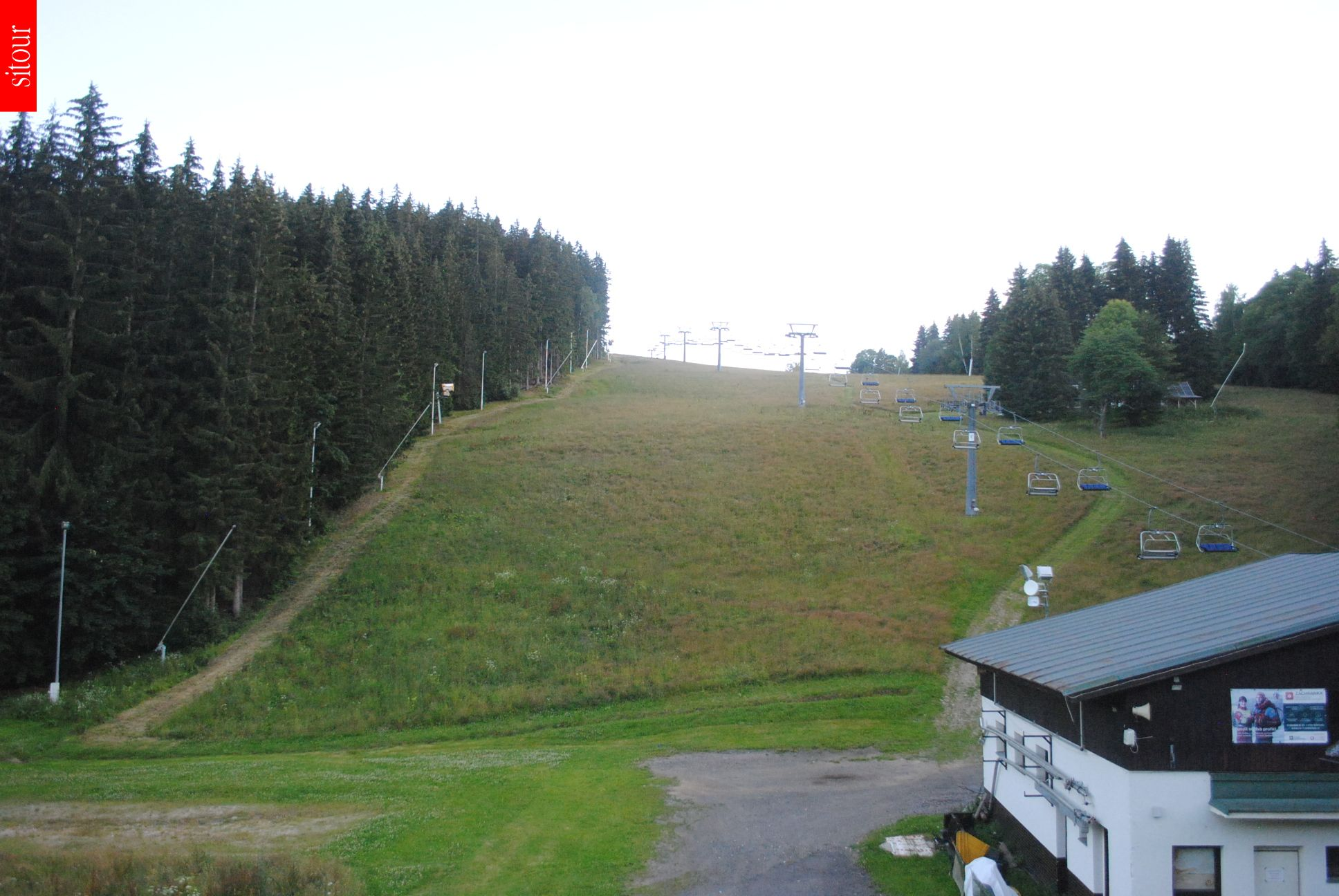 Webcam Skigebied Vitkovice Aldrov - Reuzengebergte