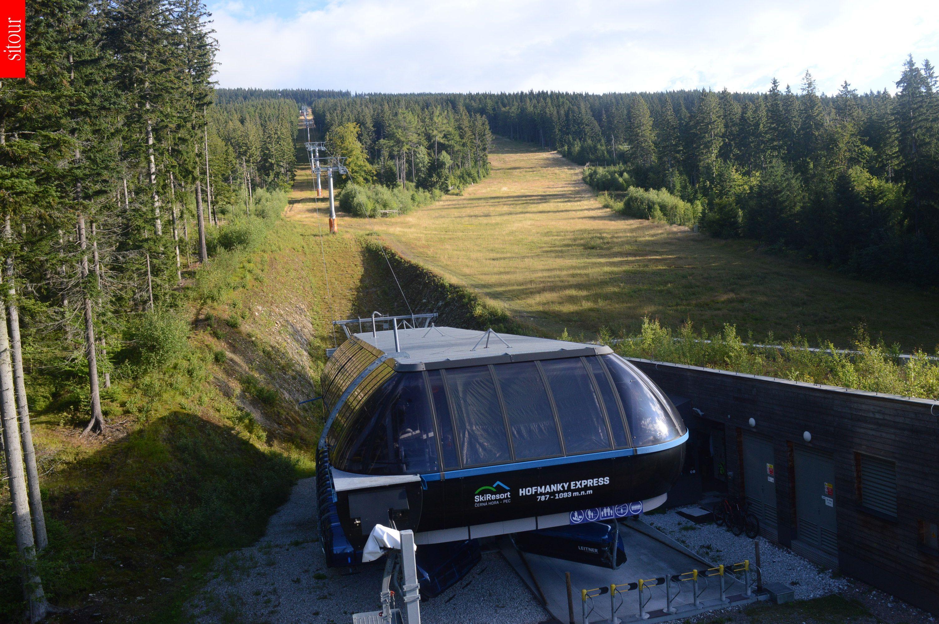 webkamera - Krkonoše - Svoboda nad Úpou