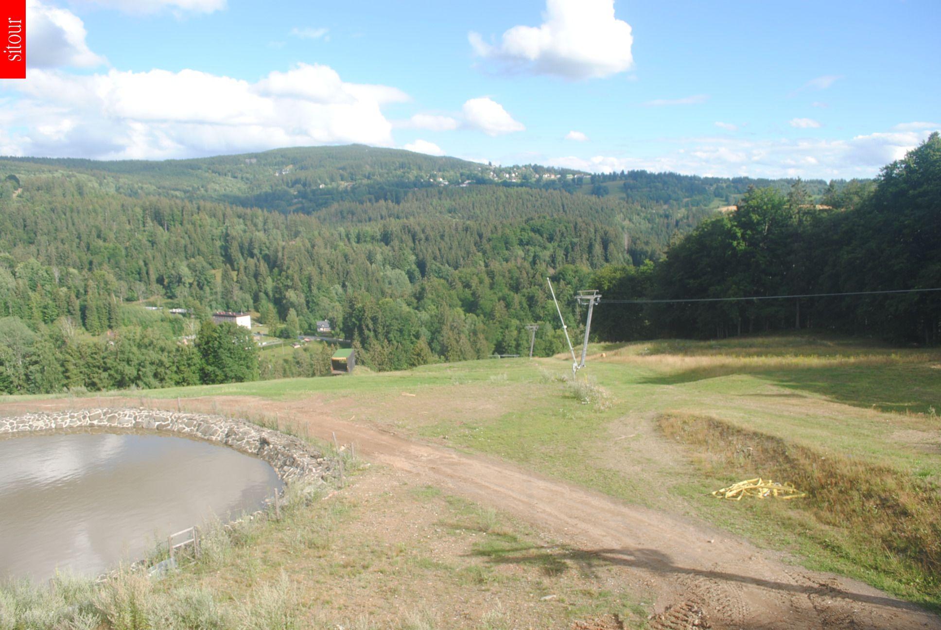 Webcam Skigebiet Vitkovice Riesengebirge