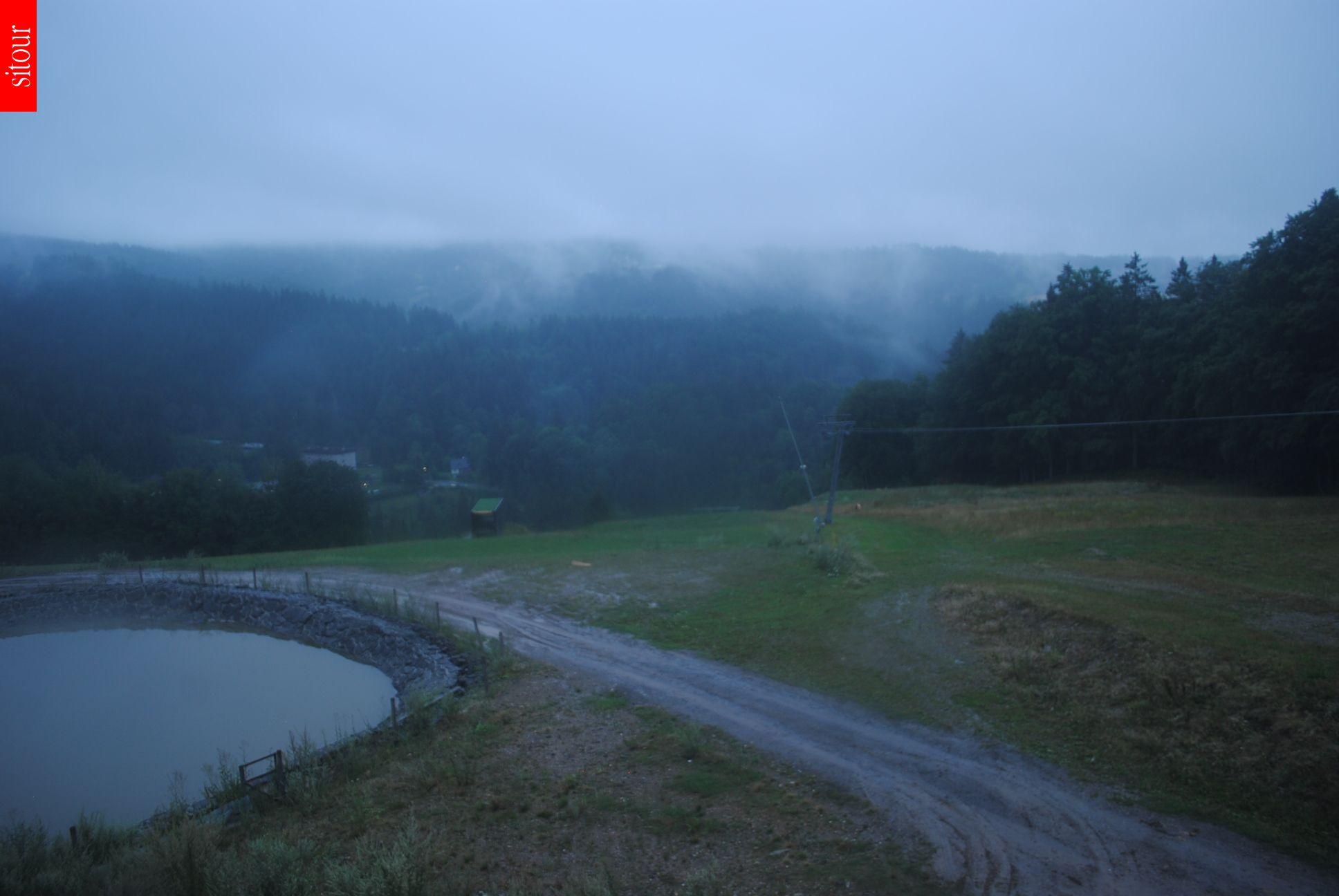 Webcam Skigebied Vitkovice cam 3 - Reuzengebergte