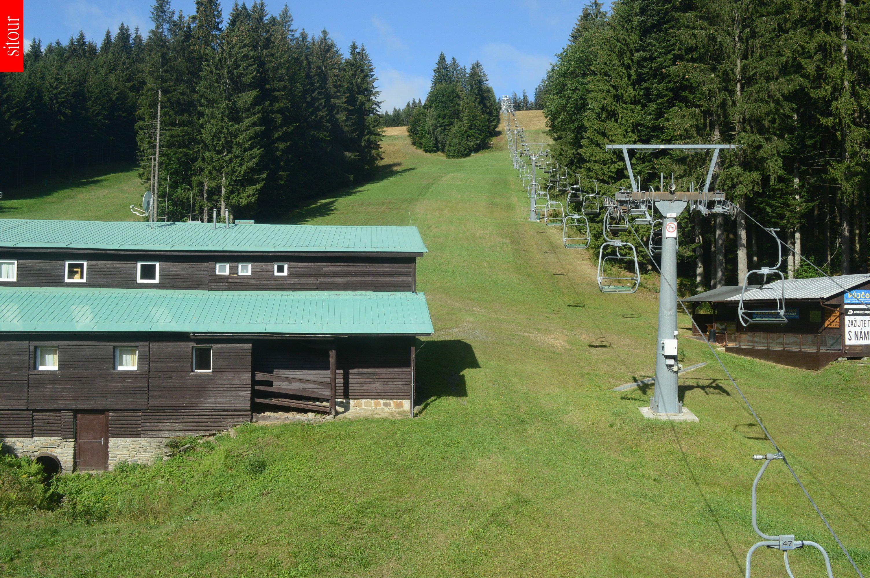 Kamera Ski Park Grůň