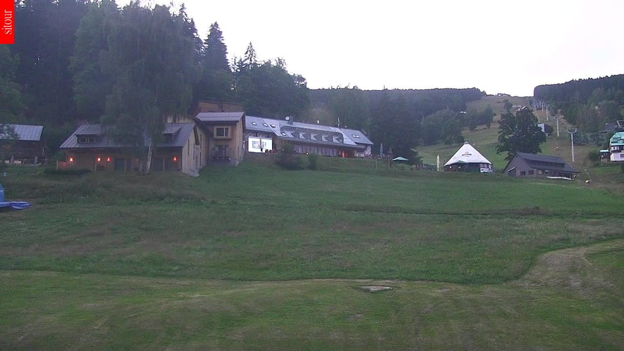 Webcam Skigebiet Velka Upa Riesengebirge