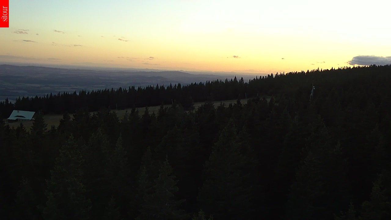 Webcam Skigebied Janske Lazne Cerna Hora - Reuzengebergte