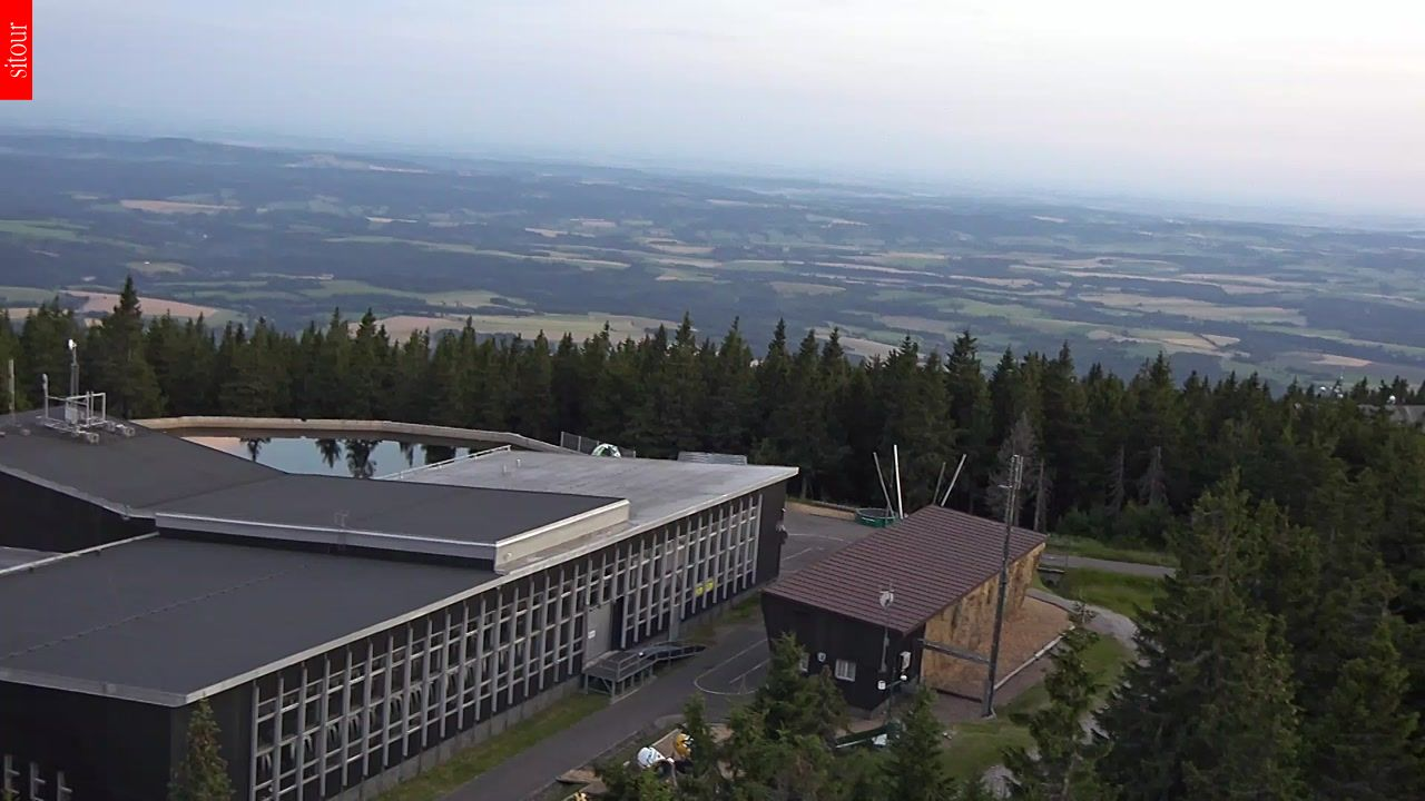 Webcam Skigebied Janske Lazne Reuzengebergte