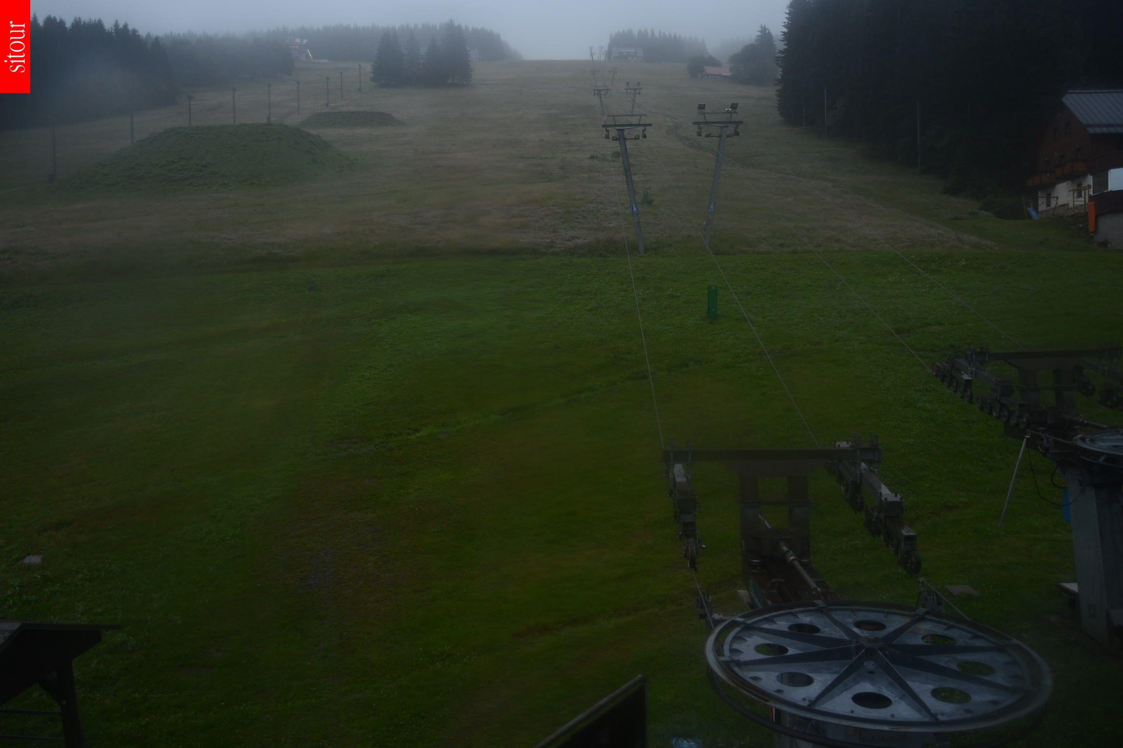 Webcam Ski Resort Pec pod Snezkou Javor - Giant Mountains