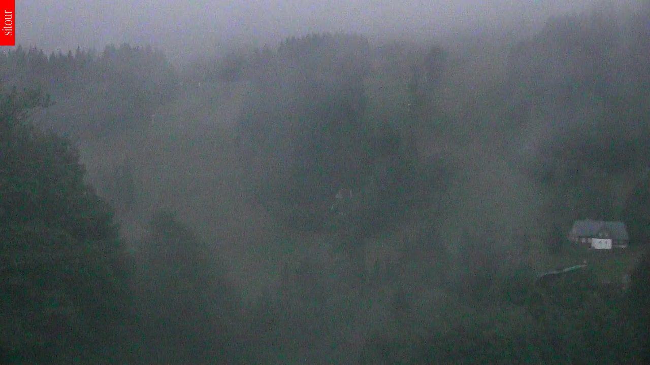 Panorama kamera - lyžařský areál Horní Domky