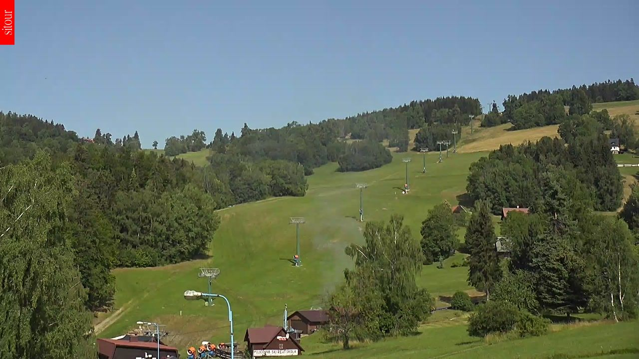 Panorama kamera - Paseky nad Jizerou