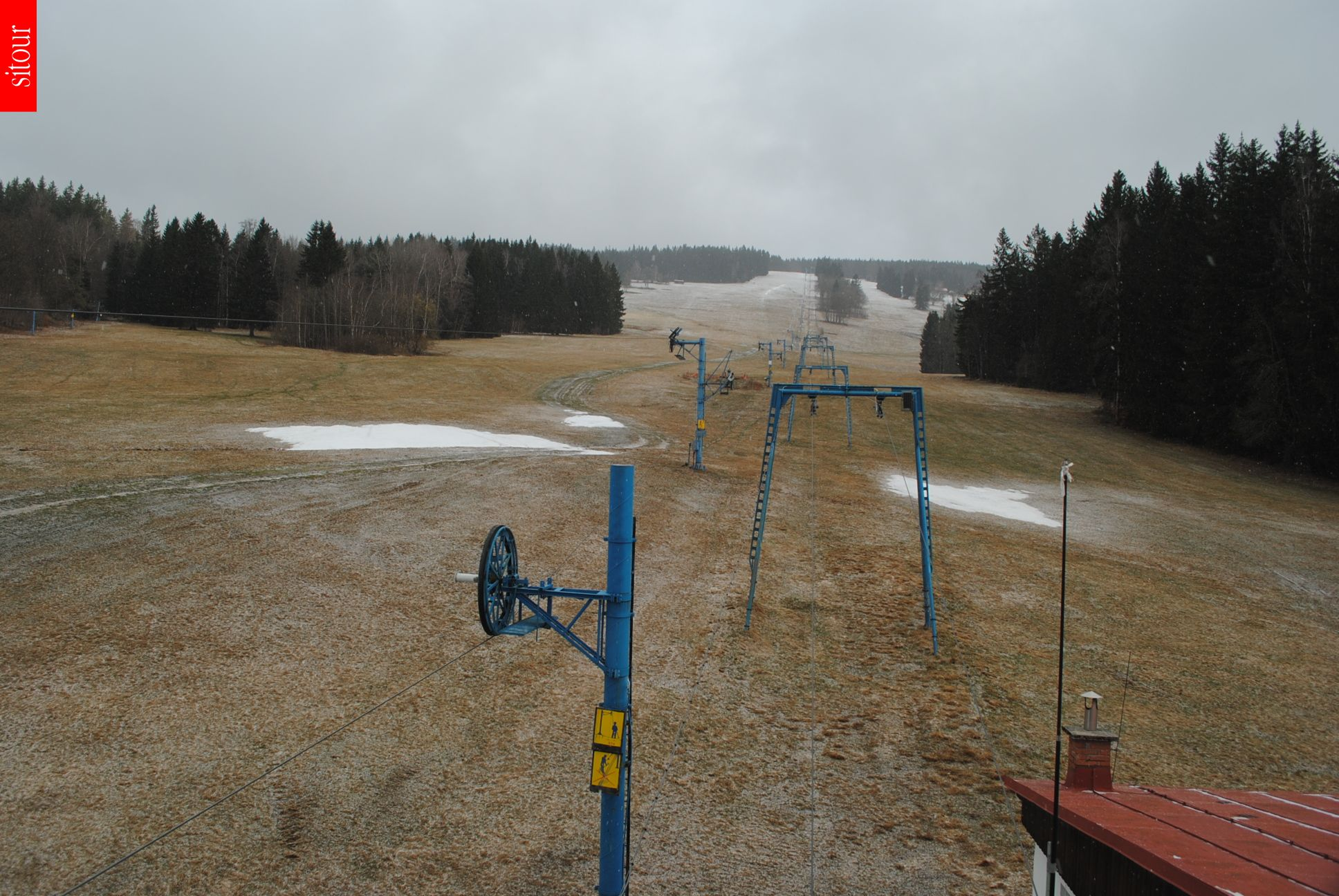 Webcam Ski Resort Rokytnice n. Jizerou Studenov - Giant Mountains