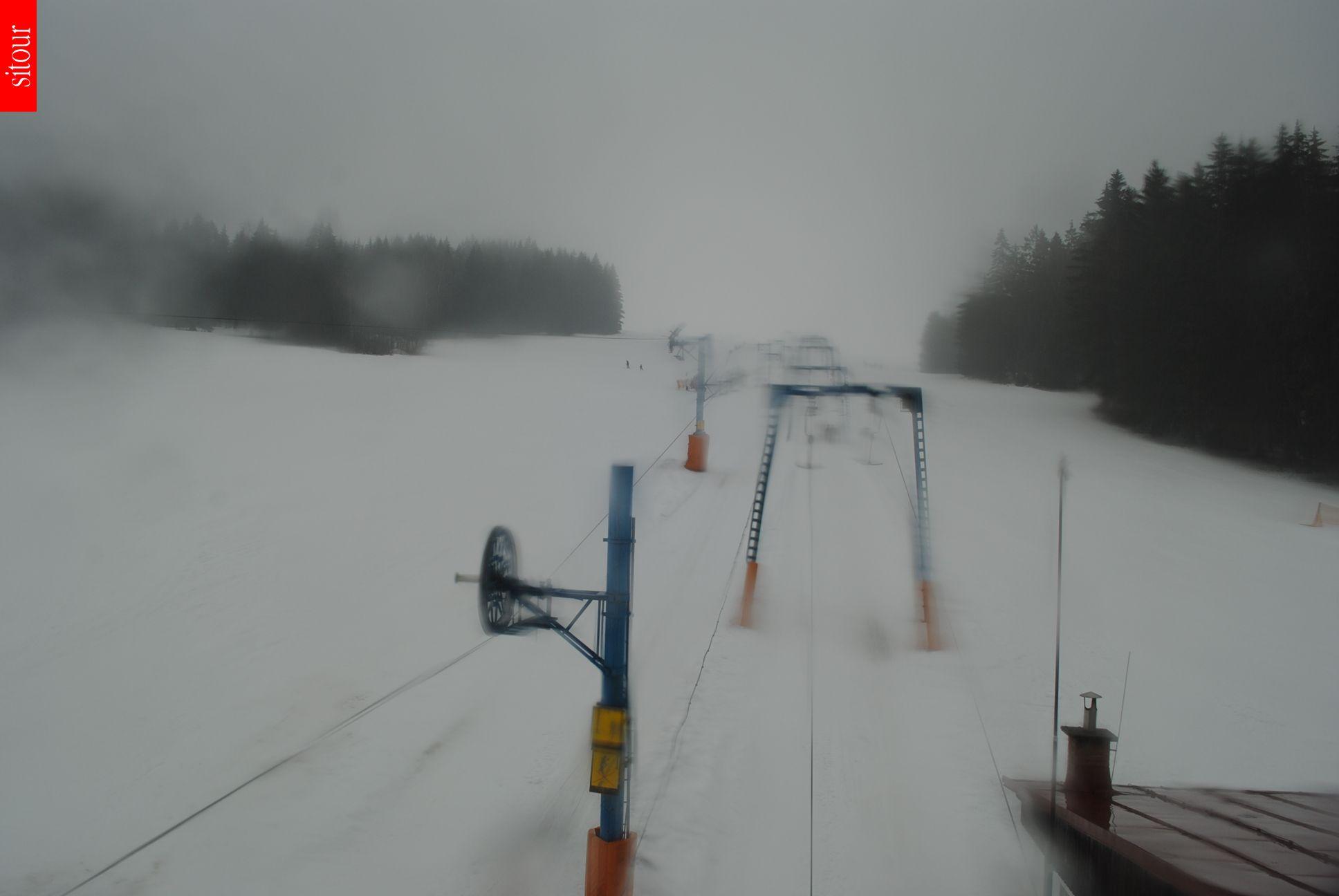 Webcam Ski Resort Rokytnice n. Jizerou Studenov - Giant Mountains