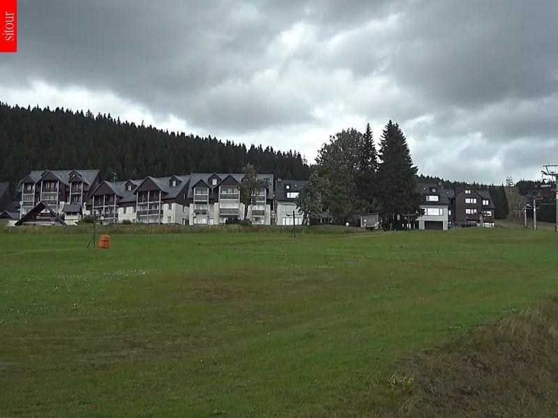 Webcam Skigebiet Spindlerm�hle Horni Misecky - Riesengebirge