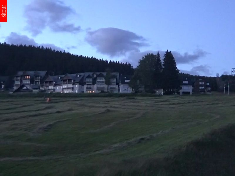 Webcam Ski Resort Spindleruv Mlyn Horni Misecky - Giant Mountains