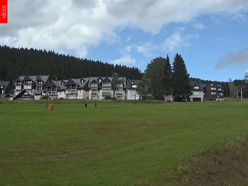 Webcam Skigebiet Spindlermühle Horni Misecky - Riesengebirge