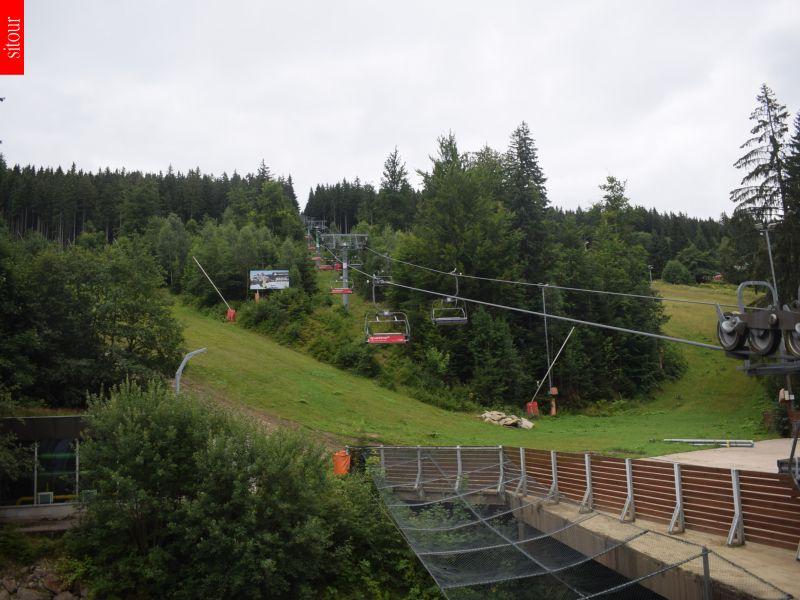 Webcam Skigebiet Spindlerm�hle Hromovka - Riesengebirge