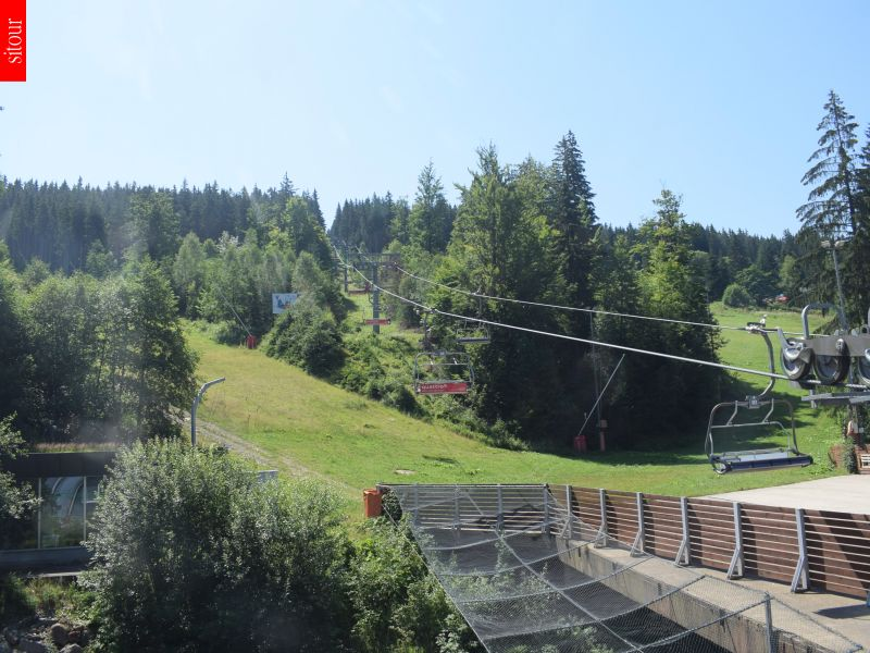 Webcam Skigebiet Spindlerm�hle Riesengebirge