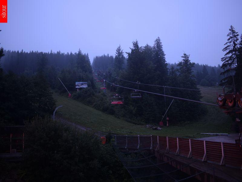 Webcam Ski Resort Spindleruv Mlyn Hromovka - Giant Mountains