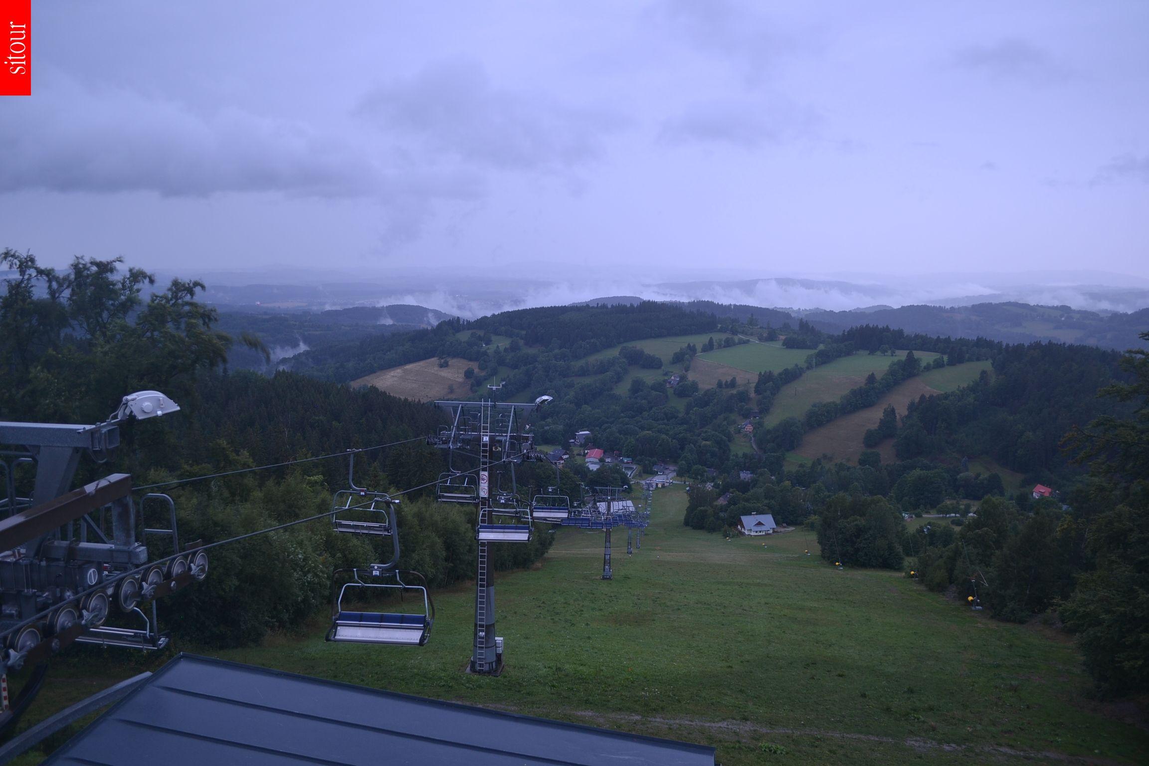 Webcam Skigebiet Benecko Riesengebirge