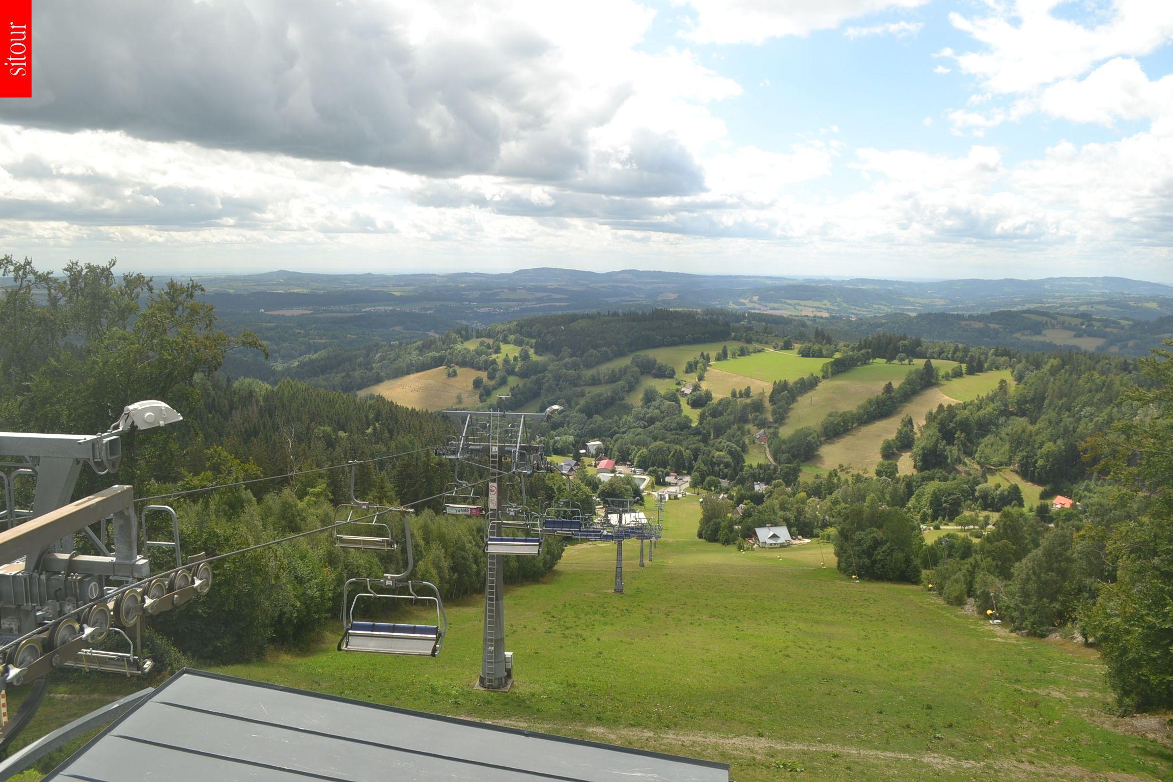 Webcam Skigebied Benecko Reuzengebergte