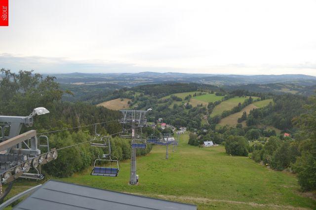 webkamera - Krkonoše - Benecko