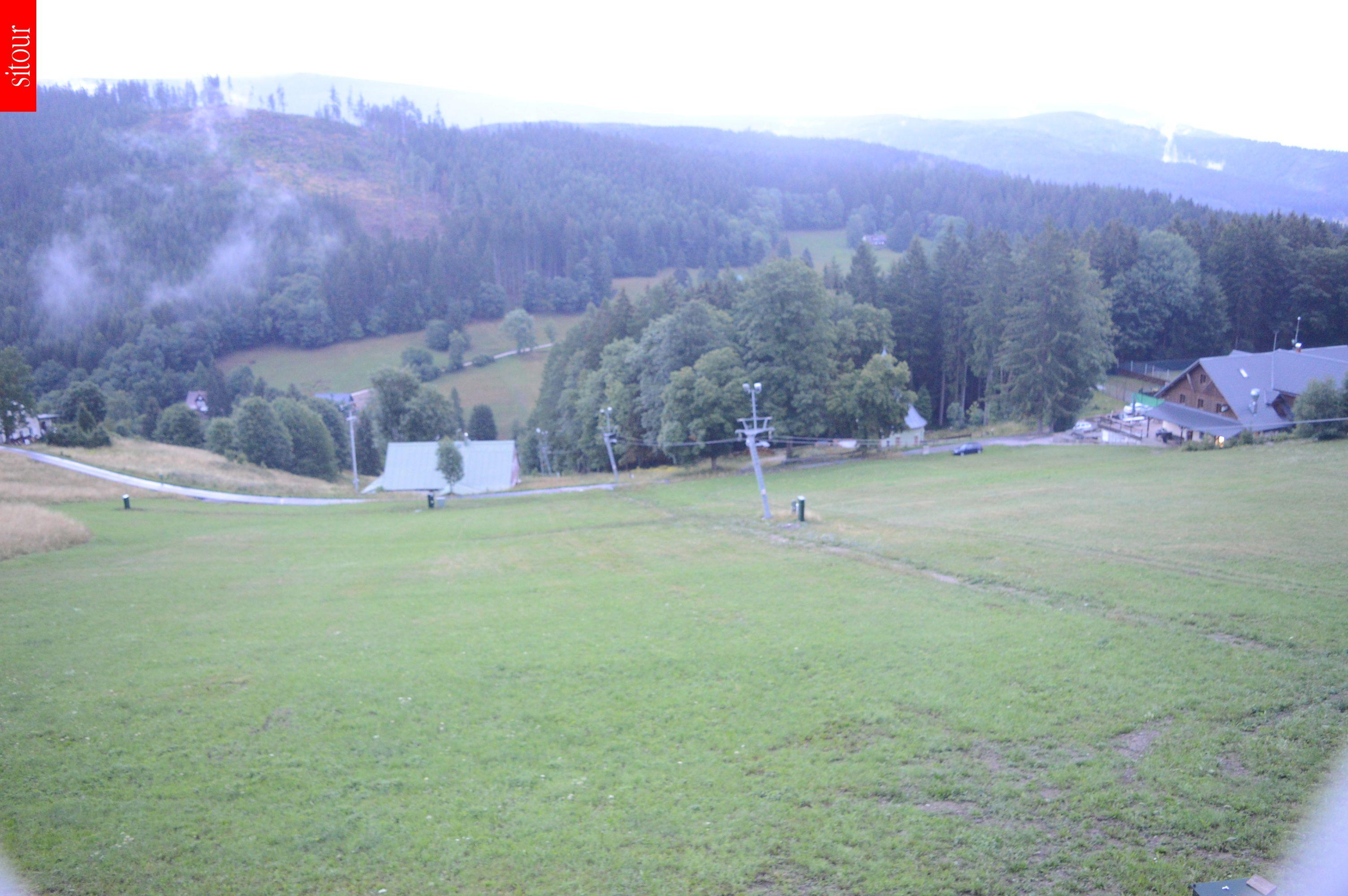 Webcam Ski Resort Strazne cam 2 - Giant Mountains