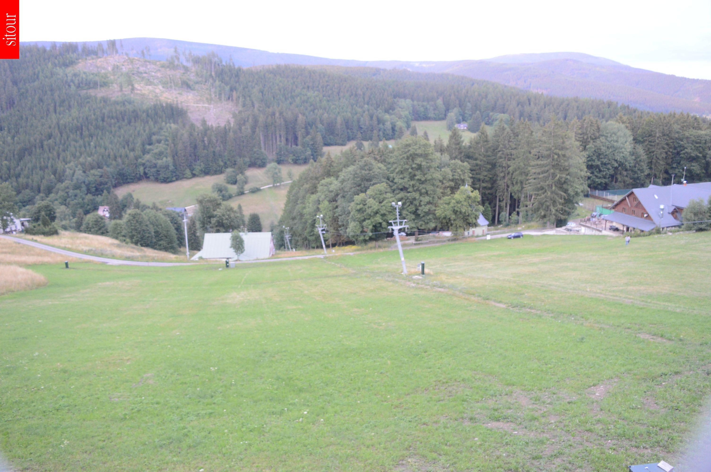 Webcam Skigebiet Strazne cam 2 - Riesengebirge