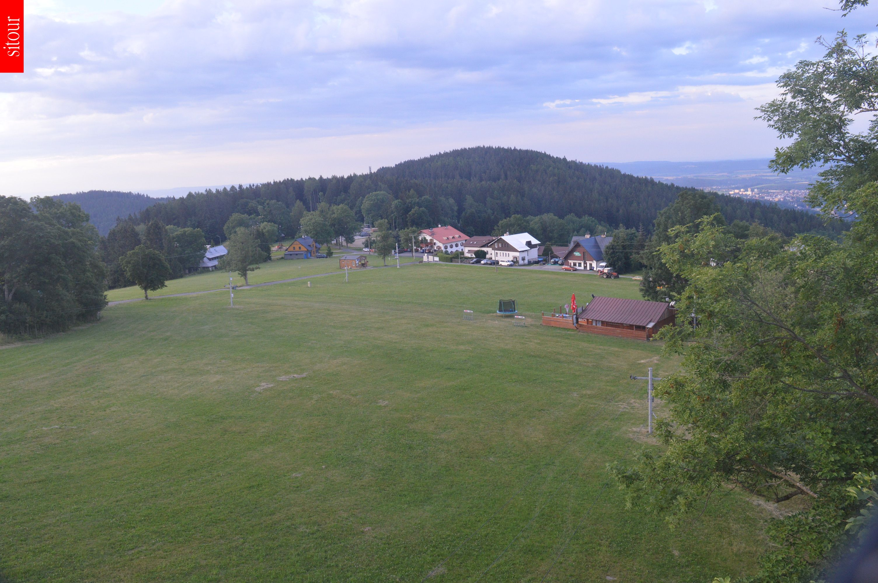 Webcam Ski Resort Strazne Giant Mountains