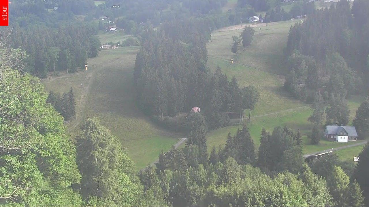 Krkonoše: Rokytnice nad Jizerou