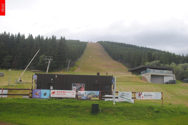 KAMERA - Středisko Pomezky, Horní Malá Úpa