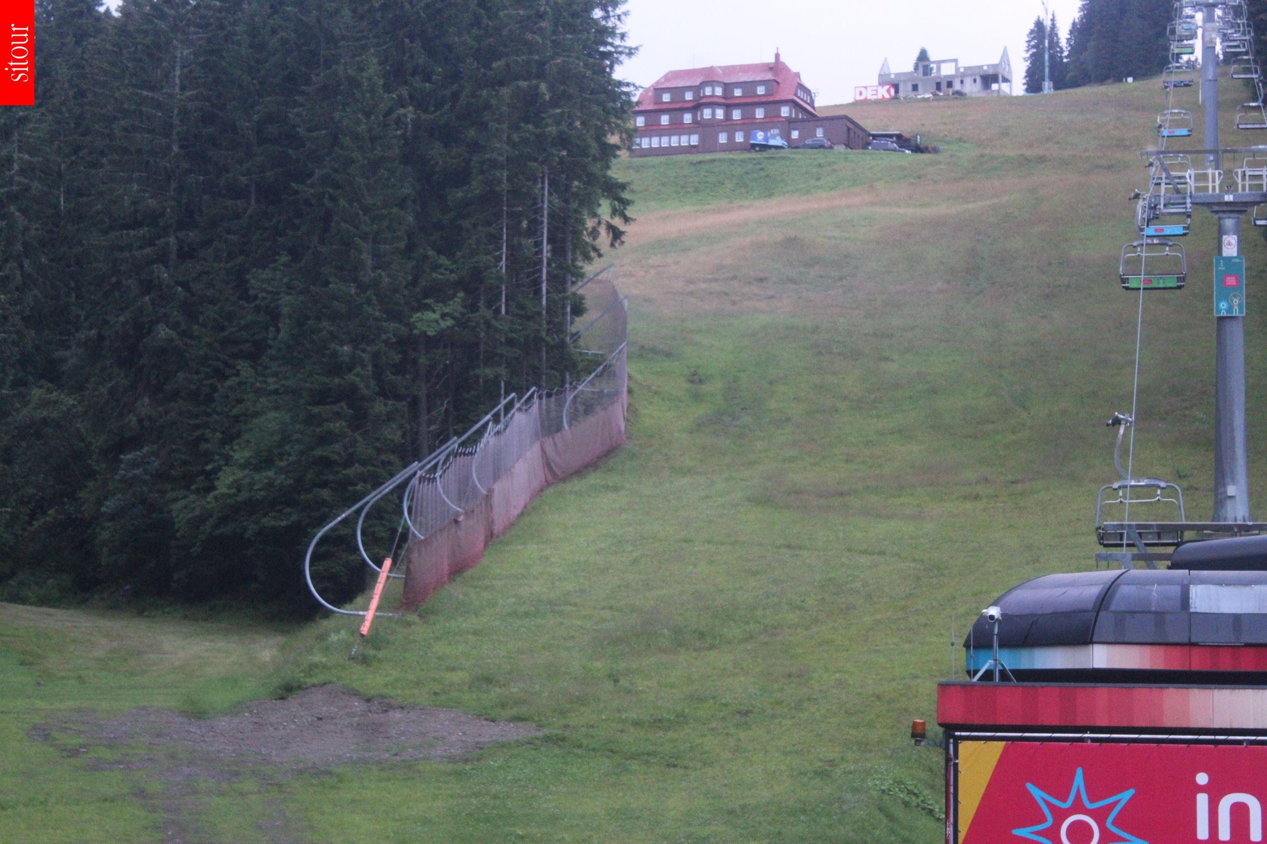 Kamera Pec pod Sněžkou - Zahrádky