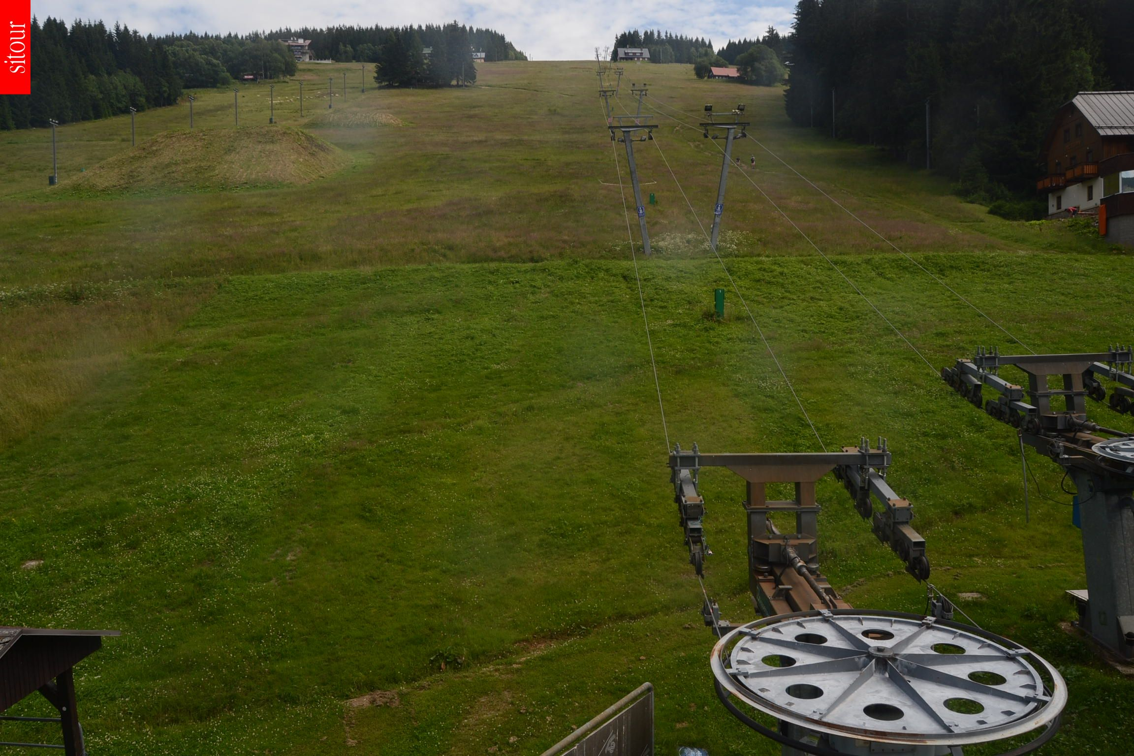 Kamera Pec pod Sněžkou - Javor