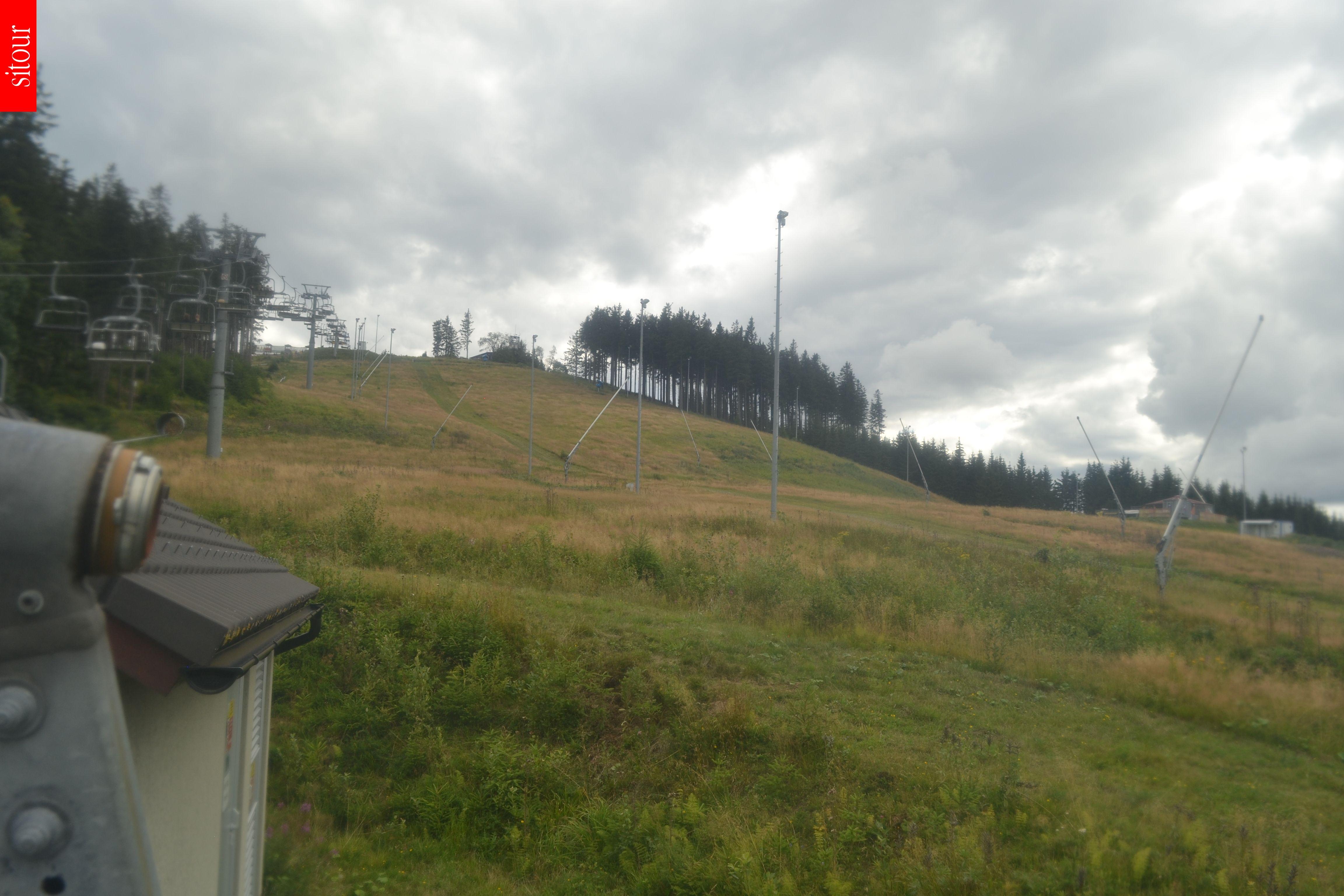 Kamera Plešivec - Náměstíčko
