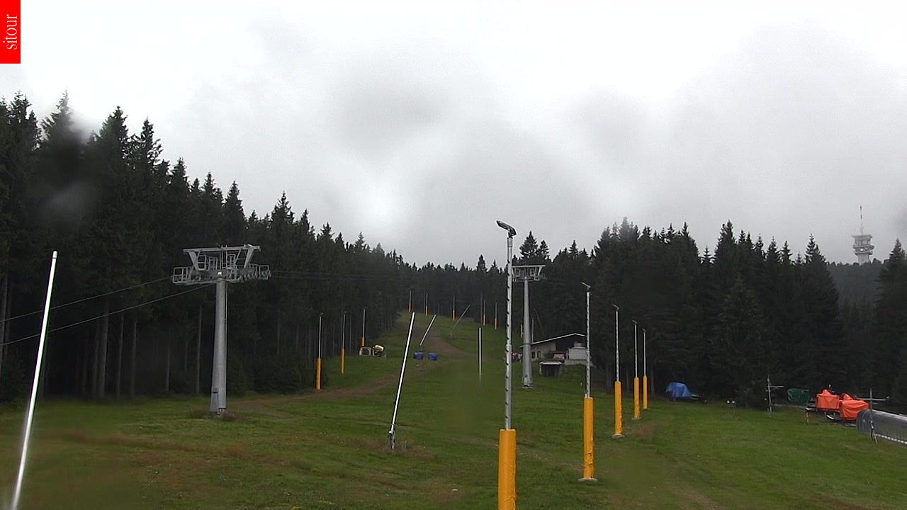 Klinovec Webcam
